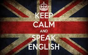 Oh ! On speak l'english ici !