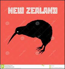 Un animal rare est un des symboles de la Nouvelle-Zélande, lequel ?