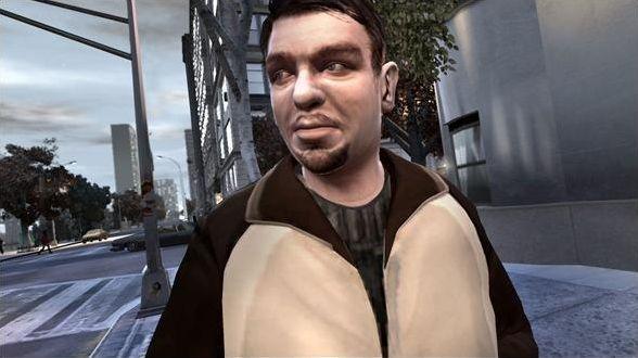 Personnages de GTA IV en Images