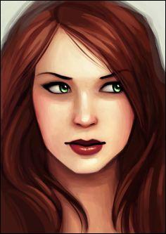 Pourquoi l'héroïne du tome 2 s'appelle-t-elle Scarlet ?