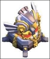 Quelle est la cible préférée de l'aigle artilleur ?
