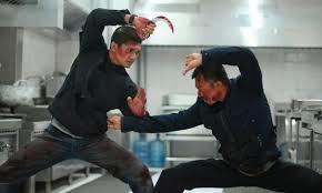 Combats jouissifs au cinéma