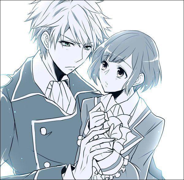 Ce mignon petit couple se tenant par la main correspond à...