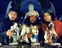 Quel film sorti en 2001 marque le retour du trio à l'écran ?