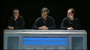 Quel est le nom de l'émission qu'animaient les Inconnus en 1987 et 1988 sur la radio Europe 1 ?