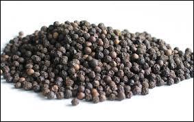 Le poivre a été découvert en Amérique du Sud.