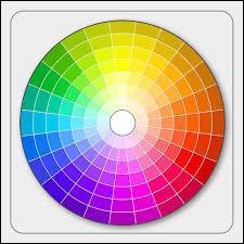 Par synthèse additive, mélanger du bleu, du rouge et du vert revient à créer du noir.