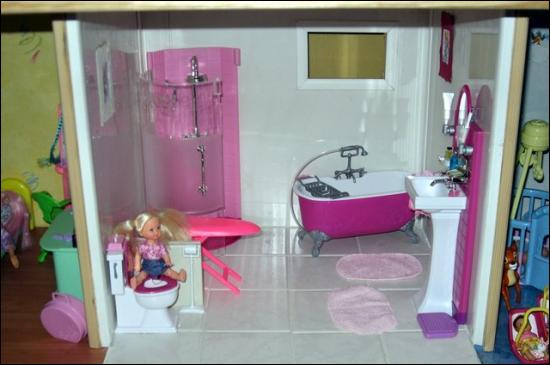 Quizz parlez anglais avec barbie quiz anglais traduction for Bathroom traduction