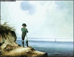 Sur quelle île, Napoléon Bonaparte a-t-il été exilé ?