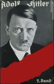 Hitler a écrit un livre, lequel ?
