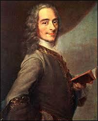 Voltaire, Montesquieu et bien d'autres font partie de quel courant de pensées ?