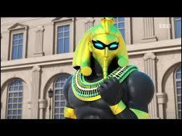 Quel méchant possède les pouvoirs des dieux égyptiens ?