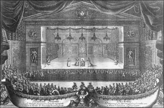 Comment était le malade dont Molière tint le rôle lors de sa dernière représentation ?