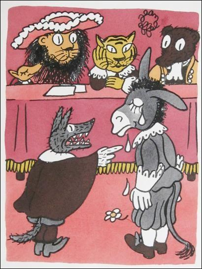 De quoi étaient malades les animaux chez Jean de La Fontaine ?