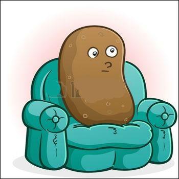 Purée t'as l'air bien malade ! Tu as perdu ta frite, eh patate !