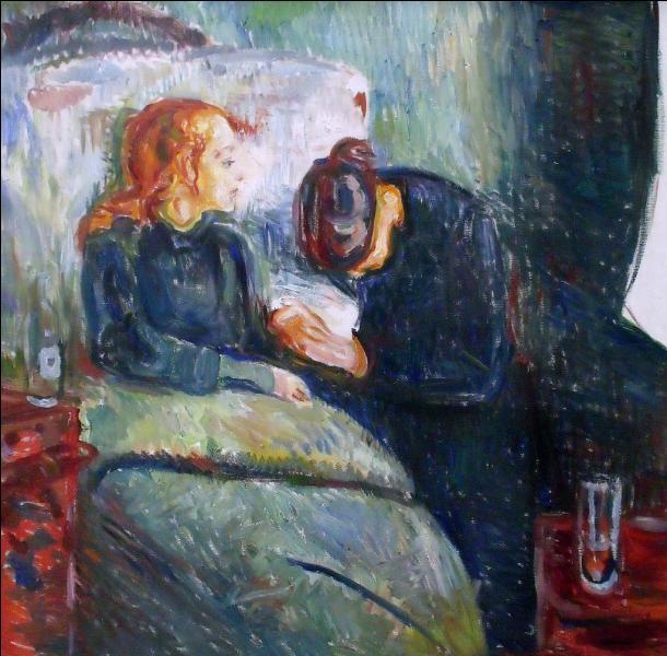 """Qui a peint """"L'enfant malade"""" ?"""