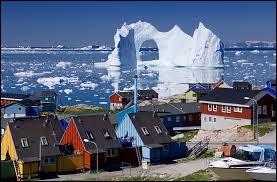 À quel pays appartient le Groenland ?