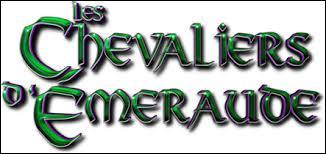 """Dans les """"Chevaliers d'Émeraude"""", quel est le magicien qui travaille en fait au service d'Amecareth ?"""