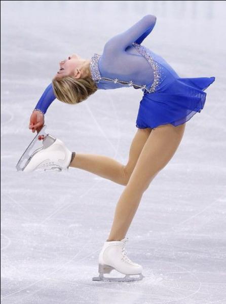 Quelle figure ne pouvez-vous pas admirer au patinage artistique ?