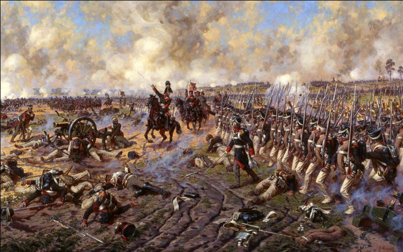 En quelle année se déroula la bataille de Wagram ?