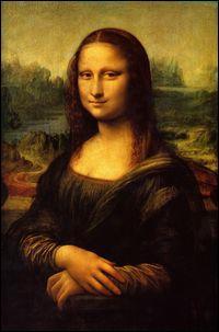 Parmi ces propositions, qui a peint cette toile célèbre qui se nomme 'La Joconde' ?