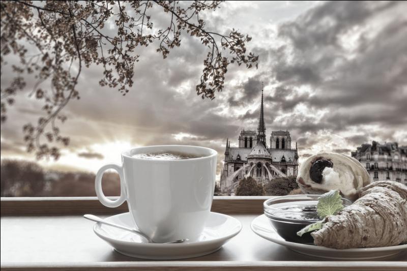 """Qui chantait """"Mais quand le matin, je vois le soleil, le matin...."""""""