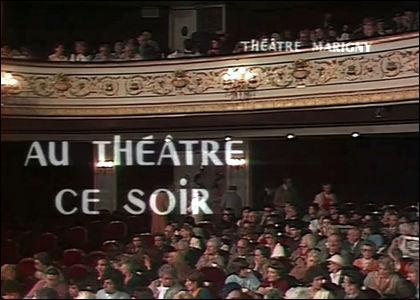 """Qui a créé la très ancienne émission """"Au théâtre ce soir"""" ?"""