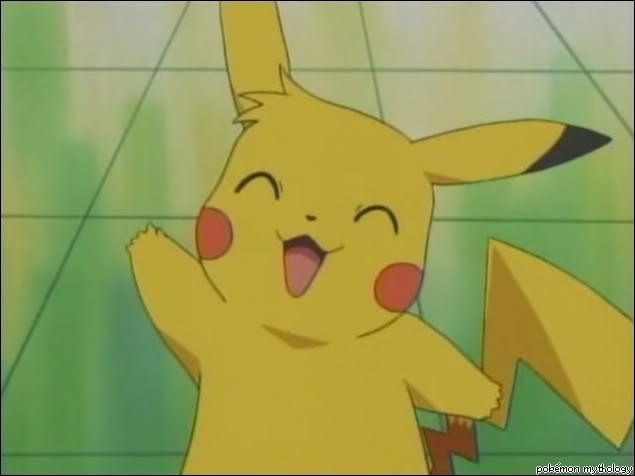 Quel est le nom du Pikachu sur l'image ?