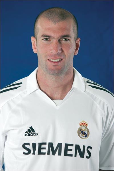 Dans quel club a joué Zinédine Zidane avant de signer au Real Madrid ?