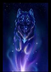 Comment se nomme le «dieu» des loups du Par-Delà, qui est au sommet de la Grande Chaîne ?