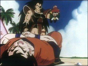 """Dans """"Dragon Ball Z"""", quel âge a Son Gohan lorsqu'il se fait enlever par Raditz ?"""
