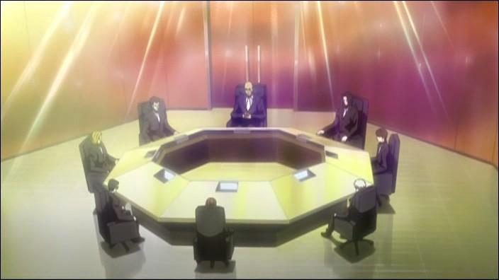 """Dans """"Death Note"""", lequel de ces personnages n'est pas membre de Yotsuba ?"""