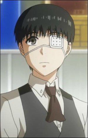 """Dans """"Tokyo Ghoul"""", quel aliment est très apprécié de Kaneki avant qu'il ne devienne à moitié goule ?"""