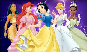 Croâ, je suis verte puis, je deviens une belle princesse, croâ. Je viens d'un film Disney qui a pour titre :
