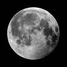 La Lune tourne sur elle-même en...