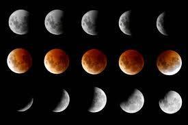 Lorsque le disque lunaire est entièrement visible, on est en phase de...
