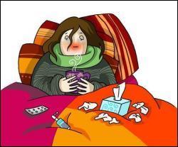 """Quelle maladie traduit-on en anglais par """"the flu"""" ?"""