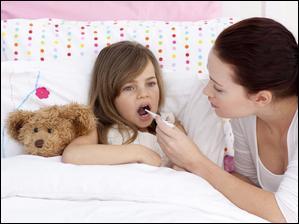 Laquelle de ces maladies peut être d'origine virale ou bactérienne ?