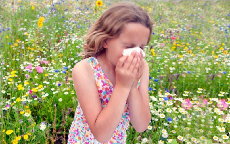 Que permet de soigner un médicament antihistaminique ?