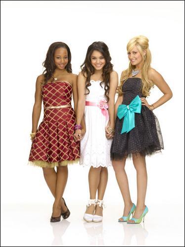 Quelle est l'actrice la plus populaire entre ces 3 actrices ?
