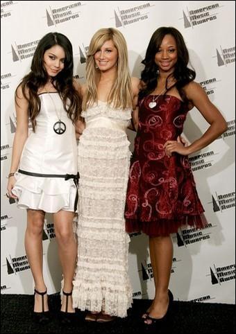 Vanessa A. Hudgens est -elle la meilleure amie d'Ashley Tisdale ?