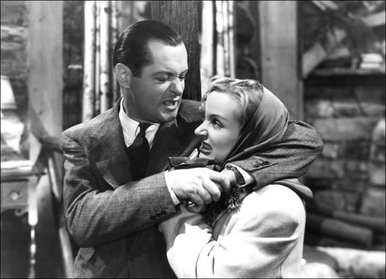 Film de 1941 : David et Ann Smith se sont promis de ne jamais se séparer au milieu d'un dispute. Ainsi, ils peuvent rester plusieurs jours sans s'adresser la parole jusqu'à ce que le problème soit résolu. Mais un jour ils apprennent que leur mariage n'est pas légal.