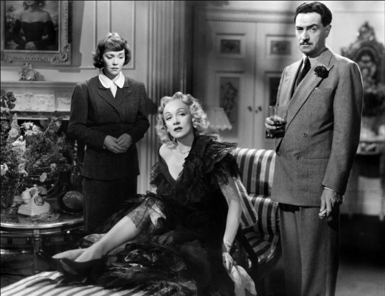 Film de 1950 : un jeune homme est soupçonné par les autorités judiciaires d'avoir tué le mari d'une comédienne célèbre dont il est amoureux. Une amie d'enfance va l'aider dans sa fuite et tenter de le disculper.