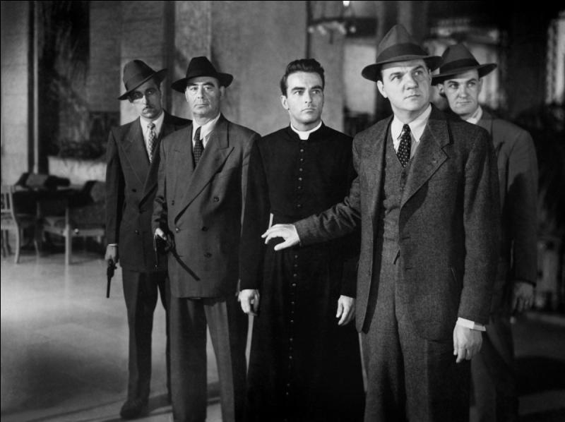 Film de 1952 : un sacristain d'une paroisse québécoise vient d'assassiner, revêtu d'une soutane, un riche avocat pour le voler. Il confesse son crime au curé de sa paroisse. L'inspecteur qui mène l'enquête va rapidement soupçonner le curé qui, ne pouvant trahir le secret de la confession, ne peut pas se disculper.