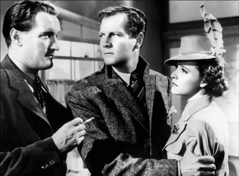 Film de 1940 : en 1939 un journaliste américain est envoyé en Hollande pour enquêter sur l'éventualité d'une seconde guerre mondiale. Il rencontre un homme qui se dit responsable d'une association pacifiste qui est en réalité une organisation d'espionnage nazie.