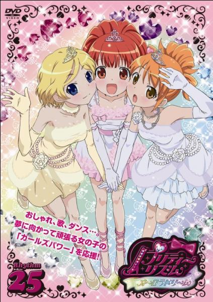 Dans la saison 1, comment s'appellent les trois filles principales ?