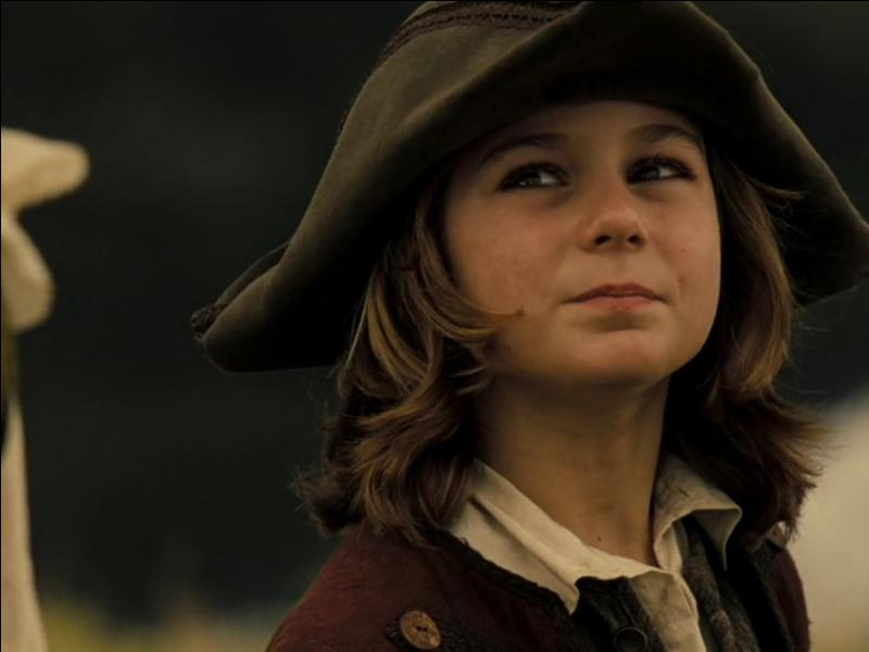 Comment s'appelle le fils de Will Turner II ?