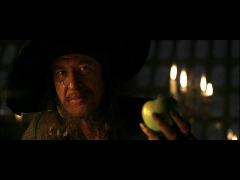 De quel vrai pirate est inspiré le personnage de Barbossa ?