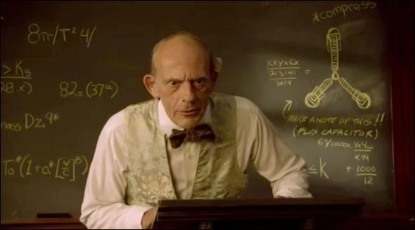 Dans quel film de 2010 incarne-t-il un professeur ?