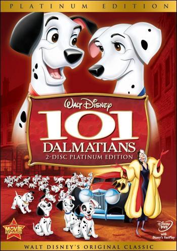 """Dans """"Les 101 Dalmatiens"""", combien de chiots Pongo et Perdita ont-ils au début ?"""